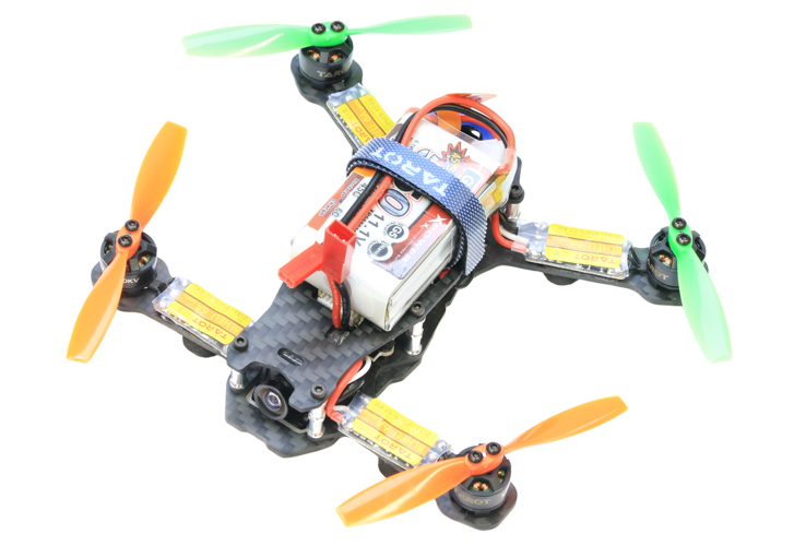 Tarot 130 Micro FPV Racing Quadcopter with Naze - ARTF