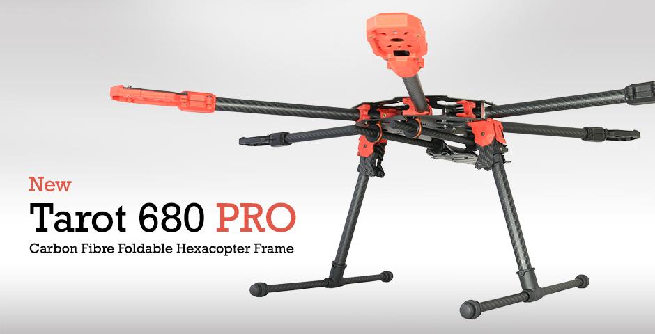Tarot 680 Pro Frame