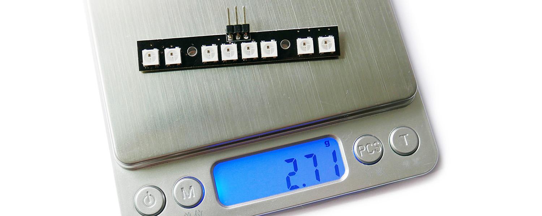 Matek RGB WS2812B w/ MCU LED Board