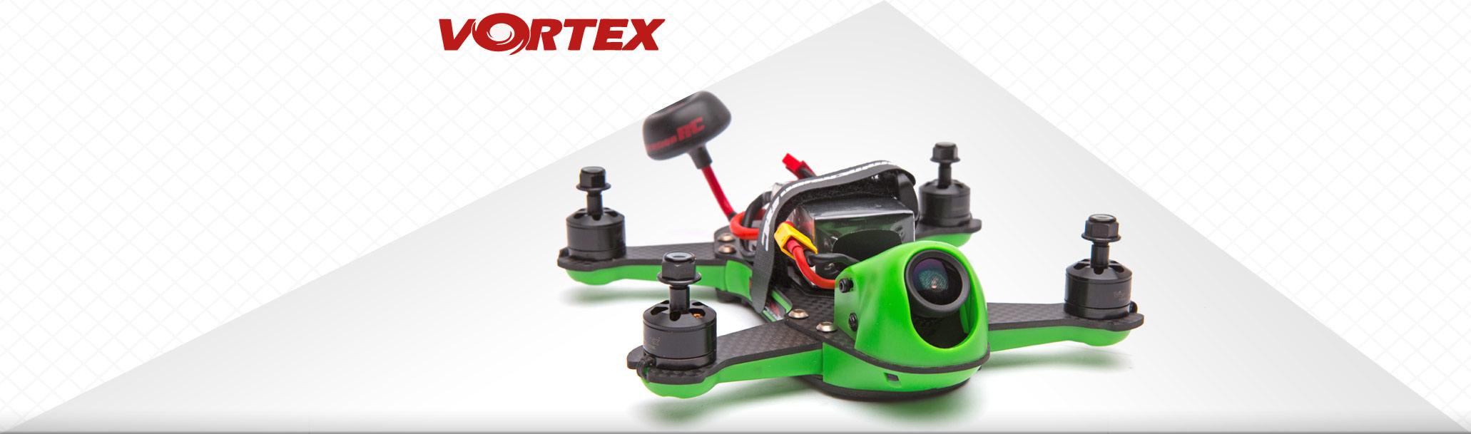 Blade Vortex 150 BNF FPV Racer 25mW with OSD - BLH9550EU