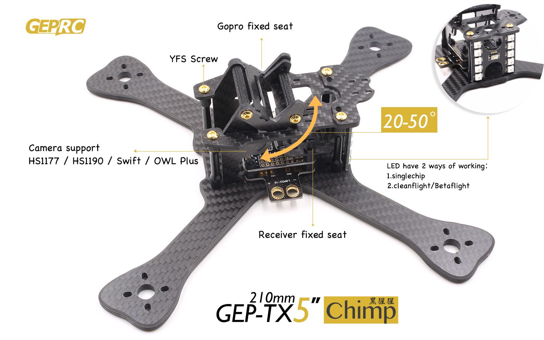 GEPRC GEP-TX5 Chimp