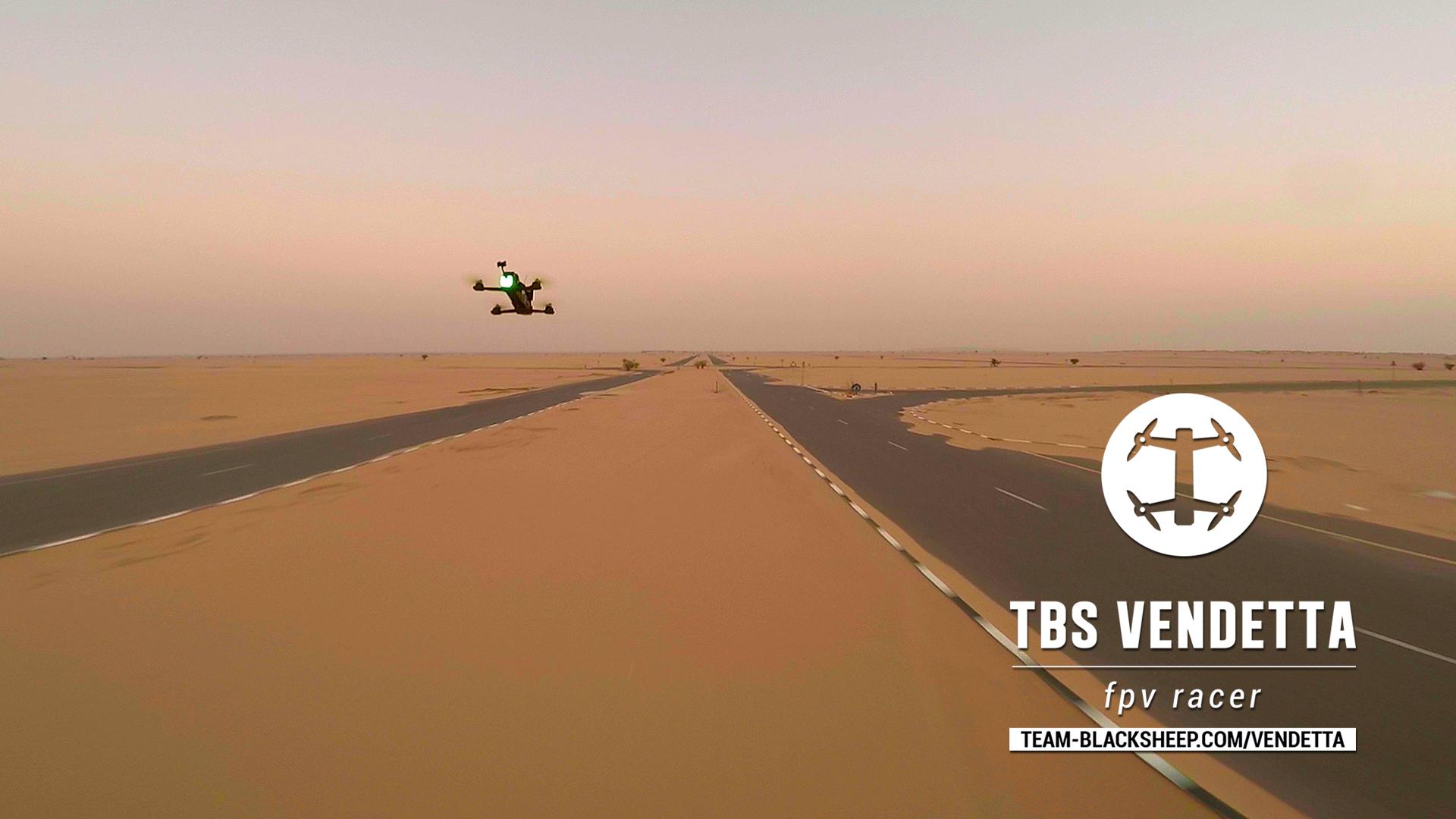 TBS Vendetta II Racing