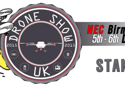 Flying Tech Exhibiting  at the UK Drone Show 2015