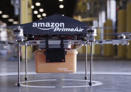 Amazon Prime Air - Future of Drones
