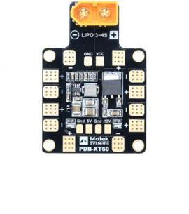 Racing Drone Power Distribution Boards