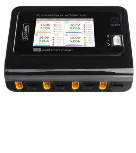 4 Channel Battery Charger