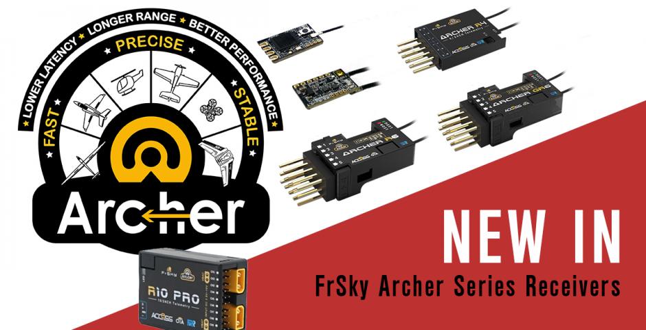FrSky Archer Series Rx