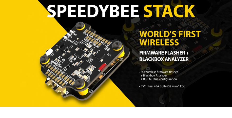 SpeedyBee Stack V2