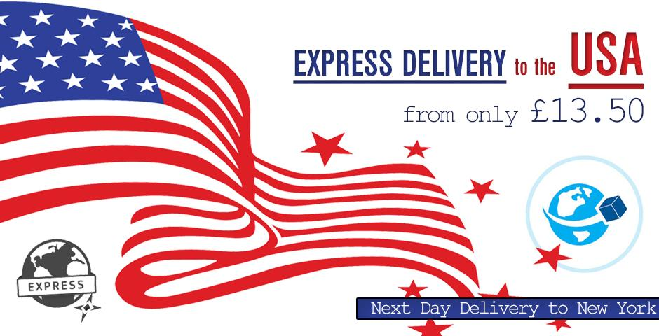 Express Shipping to the USA