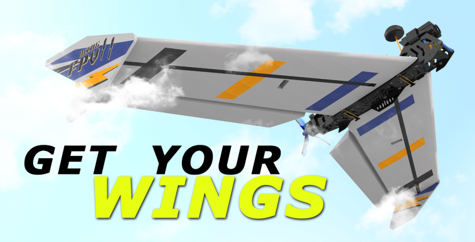 FPV RTF and PNP Wings