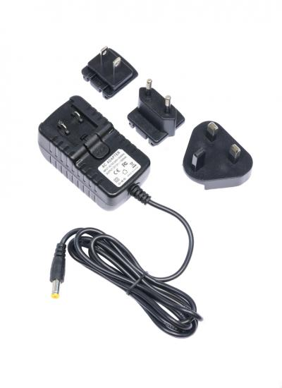 12V 1500mA Mains AC/DC Power Supply Plug 5.5mm