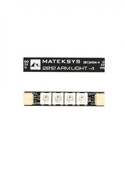 Matek 2812 Arm Light 4X / 6X RGB LEDs for Racing Drones