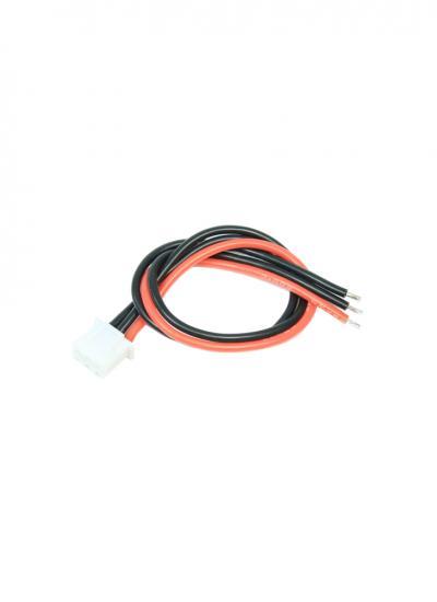 2S Female JST-XH LiPo Battery Balance Wire - 15CM