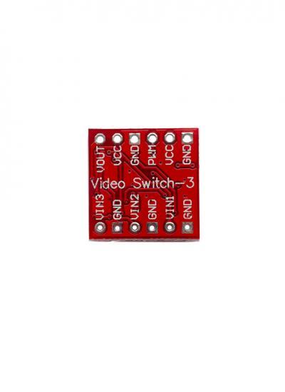 3CH Video Switch