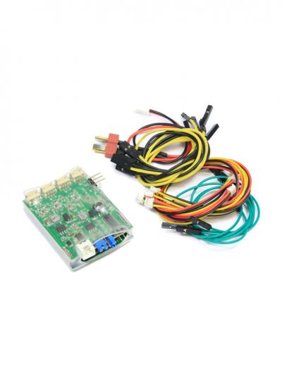 3D & 2D Multiview 4-Channel Picture-In-Picture FPV Video System