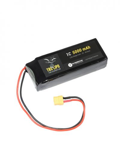 TBS Groundstation 5000mAh 3S 1C LiPo XT60