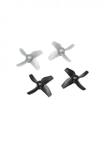 Black & Silver 31mm Props