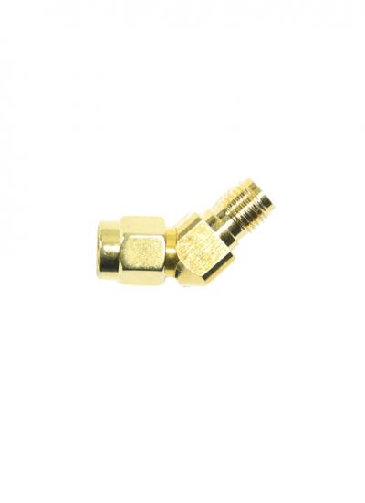 SMA Male to Female 45 Degree Adapter