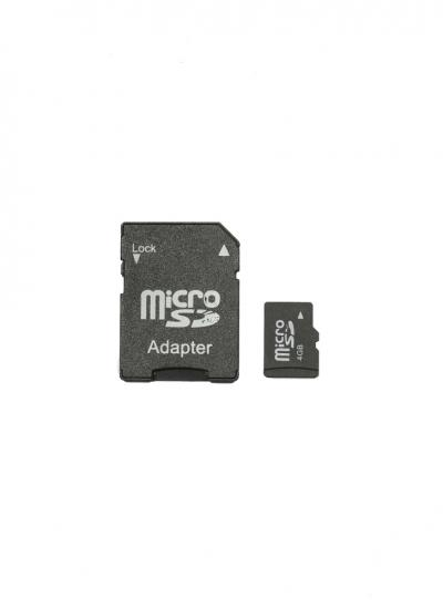4GB Micro-SD Card with Adapter