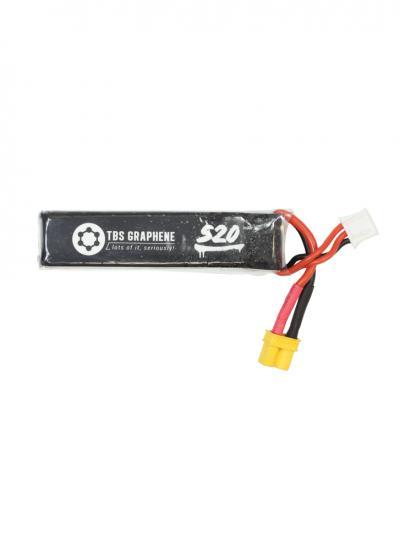 TBS Graphene 2S 520mAh LiPo Battery