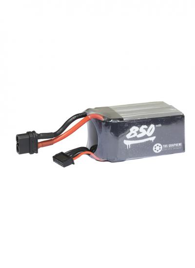 TBS Graphene 850mAh 6S 80~160C LiPo Battery XT60