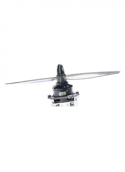 Racing Drone 1806 Tilted Motor Mount with CF Crash Ring