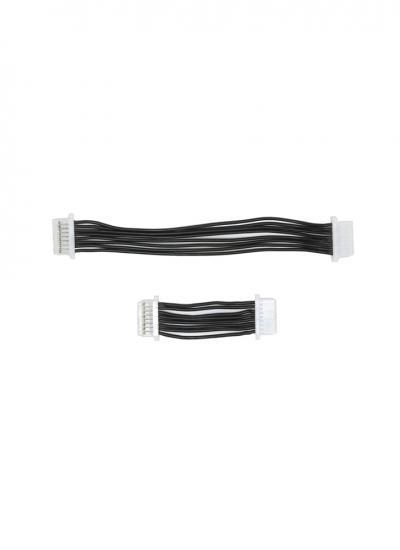 8 Pin JST-SH Ribbon Cables