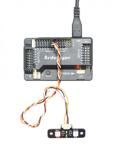 APM Red / Blue LED Signal Module