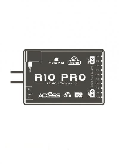 FrSky Archer R10 Pro 2.4GHz 10CH PWM Receiver with SBUS/FPort
