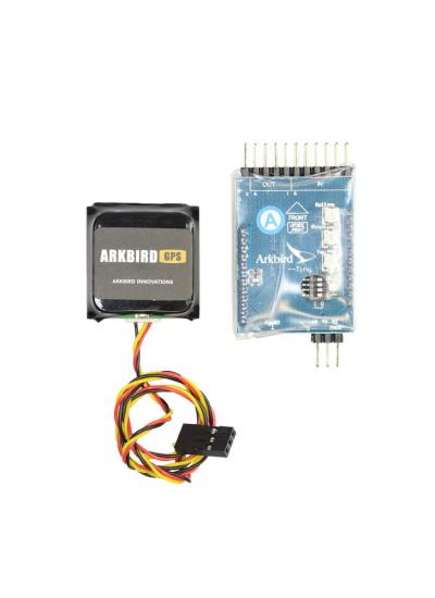Arkbird Tiny Flight Stabilization System for Airplane with GPS