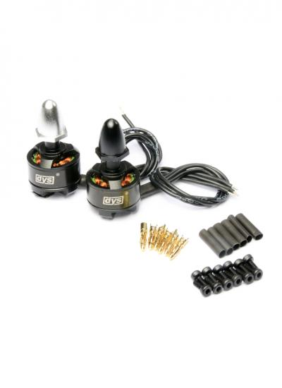 DYS BX1306 3100KV Brushless Motor CW/CCW Set