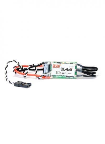 DYS BL10A BLHELI Multirotor 2-4S OPTO 10A Mini ESC