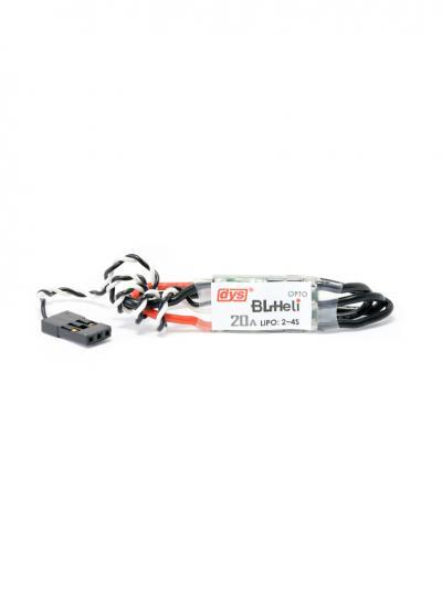 DYS BL20A BLHeli Multirotor 2-4S OPTO 20A Mini ESC