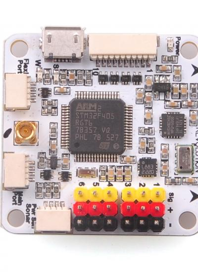 OpenPilot CC3D Revolution Flight Controller with Integrated OPLinK