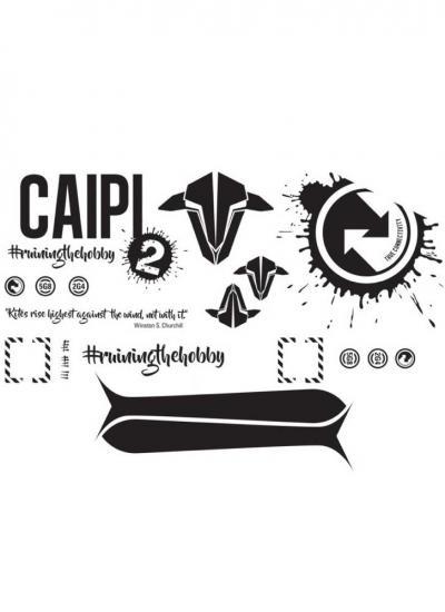 TBS Caipirinha 2 Stickers