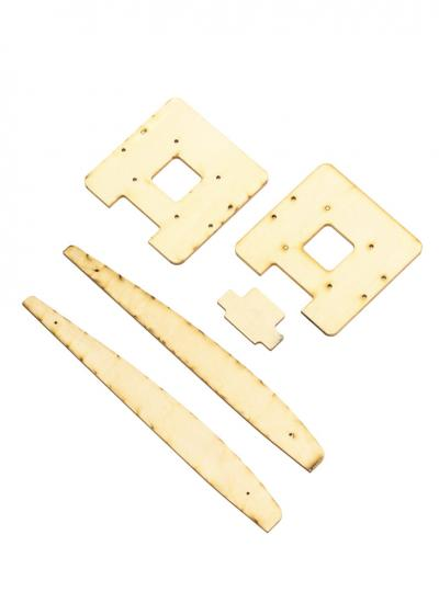 TBS Caipirinha II (V2) Spare Part - Wooden Parts (Wing)