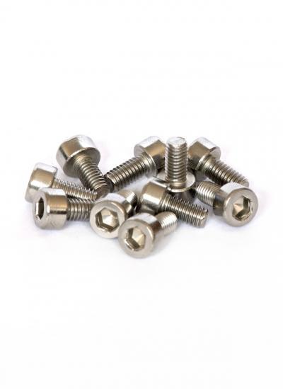 Multirotor motor bolts, shoulder screws, cap heads
