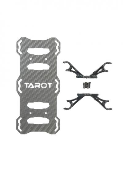 Tarot 680 Pro Carbon Fibre Battery Mount 10mm