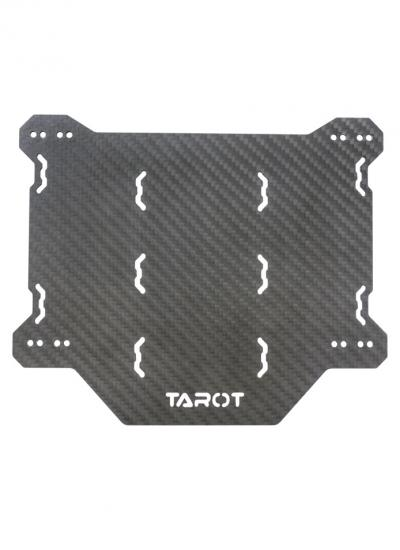 Carbon Fibre Large Mounting Plate