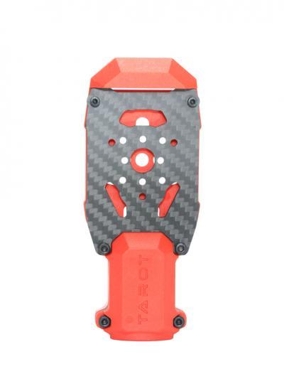 Tarot 25mm Plastic Motor Mount Red TL96027-02