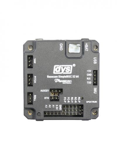 DYS AlexMos 32-Bit 3 Axis BGC Brushless Gimbal Controller
