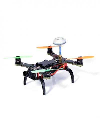 DYS X-Ray V3 Micro 160 FPV Racer with SPRacing F3 FC - ARTF
