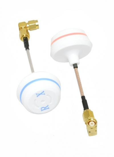 5.8Ghz Circular Polarised Antennas