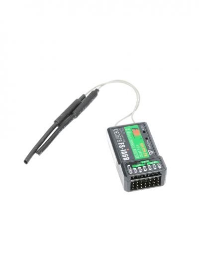 FlySky FS-iA6B 6CH 2.4Ghz AFHDS Receiver (Rx) with PPM & Telemetry