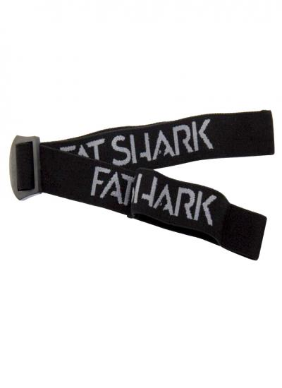 Fat Shark Goggle Strap - Black
