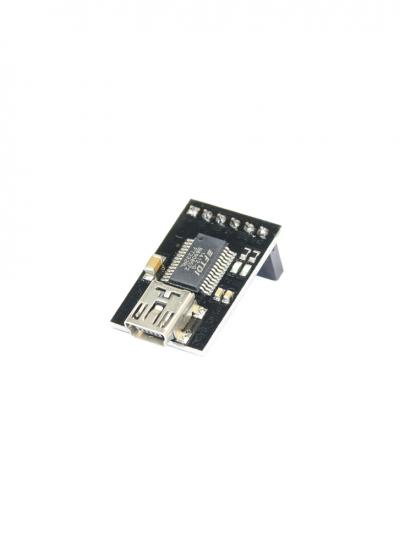 USB 5V 6 Pin FTDI Serial Adapter for MWC, MinimOSD, Arduino