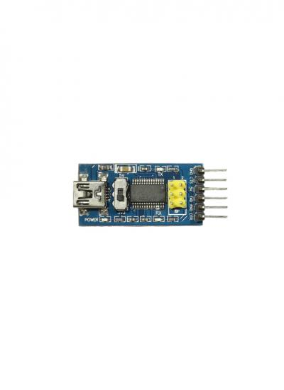 FTDI Serial Breakout Module Programmer – 5V/3.3V (USB to Serial TTL)