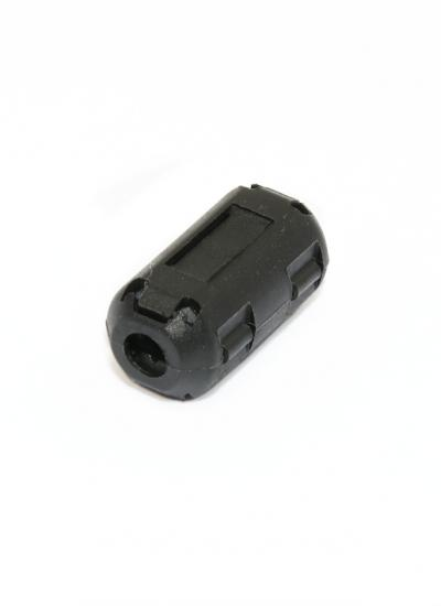 Clip On Soft Ferrite Ring - EMI damper (For 9mm Dia Cable)