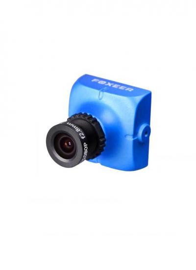 Foxeer HS1177 V2 600TVL FPV CCD Camera with 2.8mm Lens - Blue