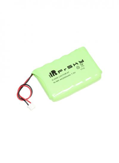 FrSky 2000mAh 7.2v NiMH Battery for Taranis QX7 / X7S